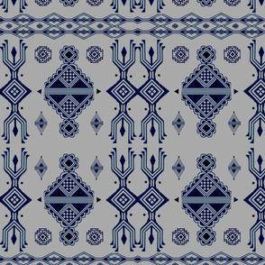 tanit in blue