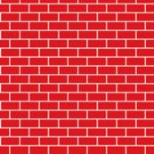 Brick Peroxide White  & Bright Scarlet