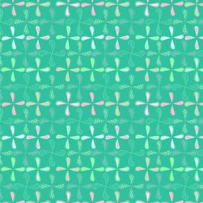 MOD flower tile RAM