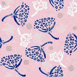 Herbal batik #5 (peach)