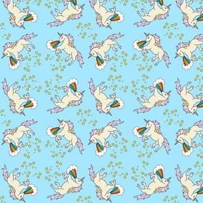 Unicorn Puke (Blue)