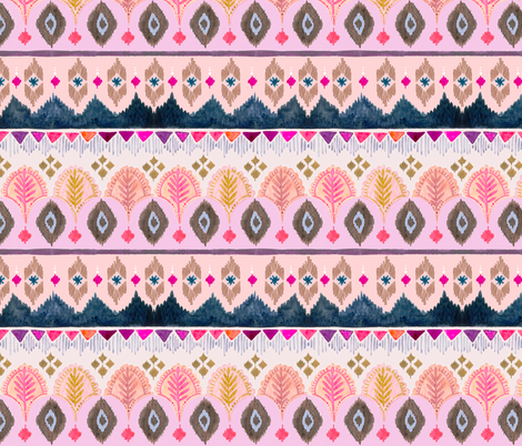Outdoor Bazaar fabric by stephaniecorfee on Spoonflower - custom fabric