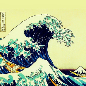 Japanese Great Wave