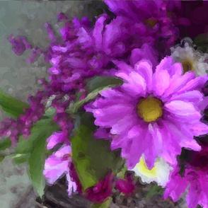 Royal  Velvet  Colors Bouquets