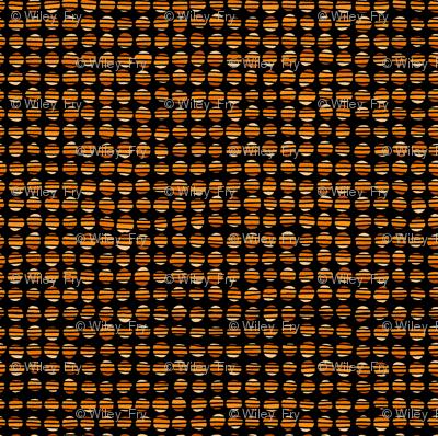 Stripe The Dots - Orange