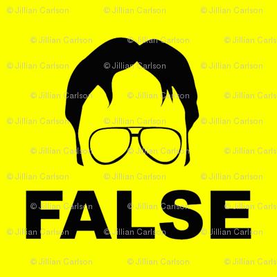 falseyellow