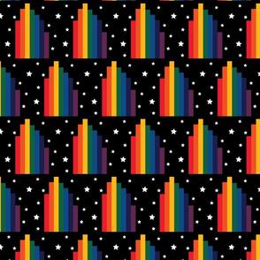 Rainbow Star delight