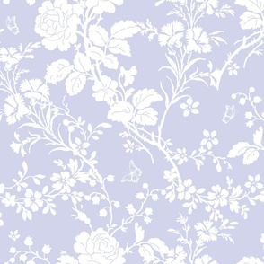 Bridal Suite blue violet