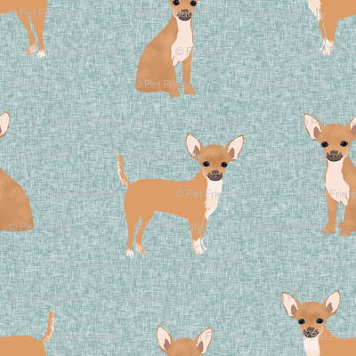 chihuahua pet quilt b dog breed cheater quilt coordinate fabric