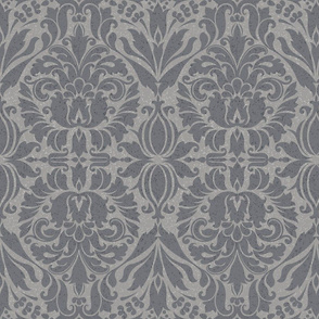 Shaded Damask shadow mix
