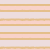 Geology Sediment stripes pastel pink