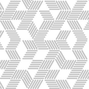 geometric maze_gray stripe