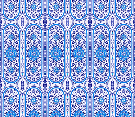 renaissance 88 fabric by hypersphere on Spoonflower - custom fabric