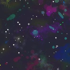 Splatter Space Large