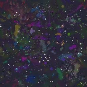 Splatter Space Small
