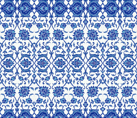 renaissance 91 fabric by hypersphere on Spoonflower - custom fabric