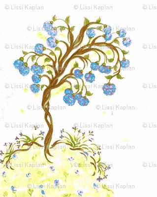Soulfull Tree Blue