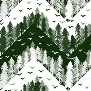 forest chevron