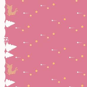 Winter Wonderland Pink