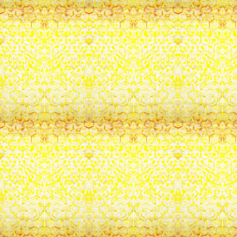Wax lyrical hive- fabric by cloudsong_art on Spoonflower - custom fabric