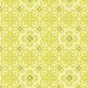 Jeweled Monocromatic yellow