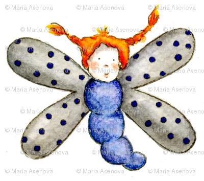 Maria's  Dragonflyes