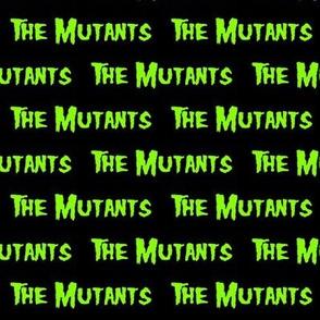 mutants misfits logo