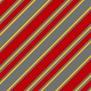 House Stripe - Gray