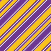House Stripe - Purple