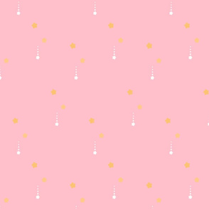 Shooting Star Light Pink