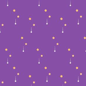 Shooting Star Purple