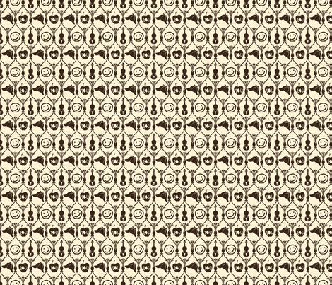 Mind Palace - Small fabric by designedbygeeks on Spoonflower - custom fabric