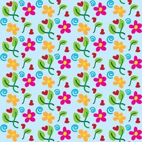 Spring Love_Blue