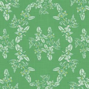 Silver Gum New Seasons Green Pop