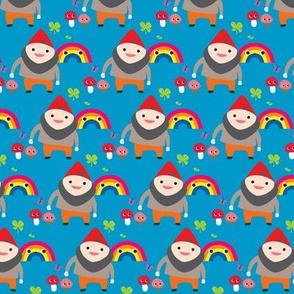 The Rainbow Dwarf