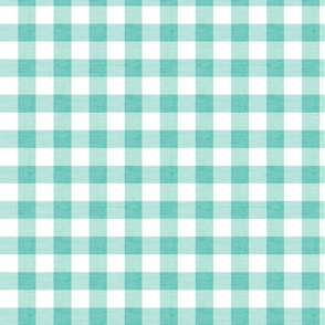 Checker - Mint Texture