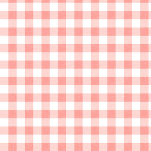 Checker - Blush Texture