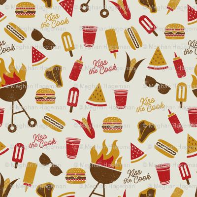 Kiss the Cook Summer BBQ