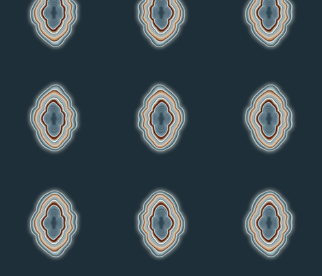 blue_agate fabric by tessica on Spoonflower - custom fabric