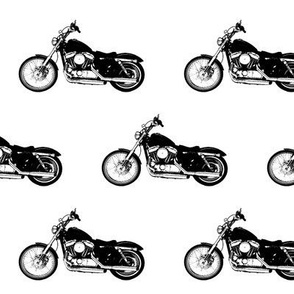 """4"""" Motorcycles"""