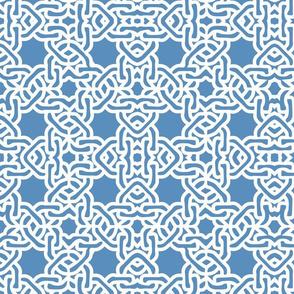Pool blue links moroccan tile mexican tile spanish tile