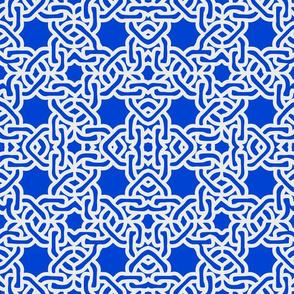 Cobalt blue moroccan tile modern tile links