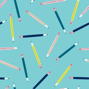 So Many Pencils