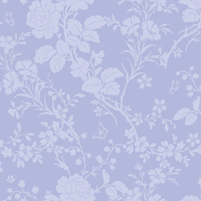 Bridal Suite  blue violet 2
