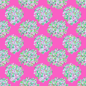 Hydrangea pink sensation Spoonflower_edited-1