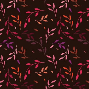 vine dark red