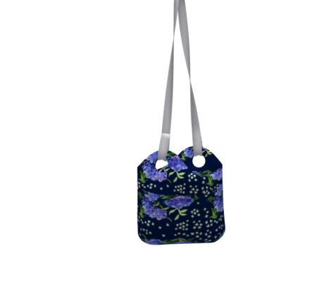 Lilacs Navy