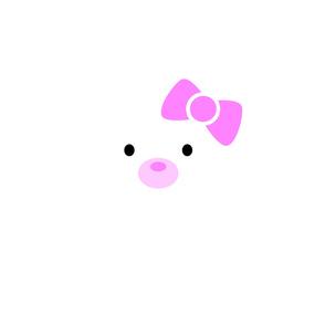 Hello White Cub!