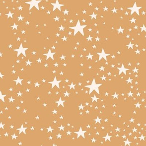 starry skies gold