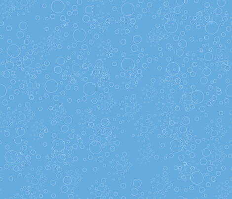 Narwhal Bubble Coordinate fabric by themadcraftduckie on Spoonflower - custom fabric